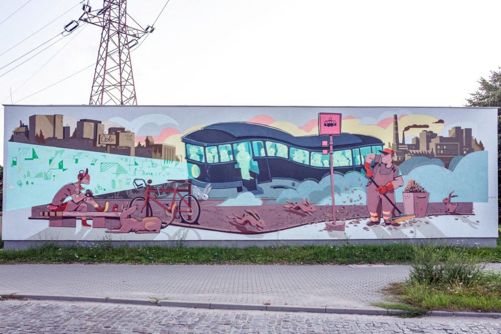 Murale – Andrzej Poprostu